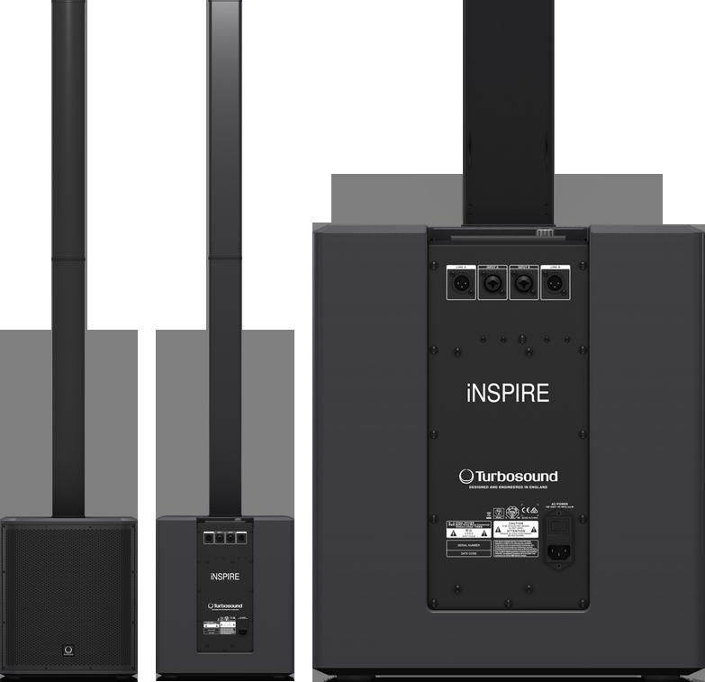 Turbosound-IP3000 set